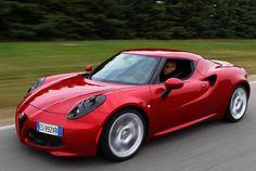 4C Spider Alfa Romeo auto - http://autotras.com