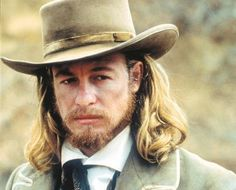 """Simon Baker (in """"Ride with the Devil,"""" 1999)"""
