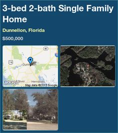 3-bed 2-bath Single Family Home in Dunnellon, Florida ►$500,000 #PropertyForSale #RealEstate #Florida http://florida-magic.com/properties/7772-single-family-home-for-sale-in-dunnellon-florida-with-3-bedroom-2-bathroom