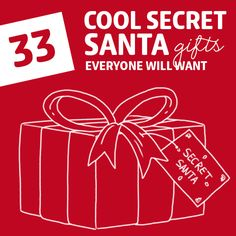 Love this list! It has the most unique secret santa gift ideas that everyone will love.