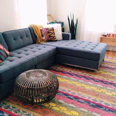 love the rug!