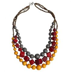 Multi-Strand Necklace jewelery trends 2014 @Tanya Knyazeva Knyazeva Kenworthy-Mosher