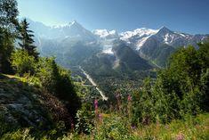 Hiking, Snow, France, Nature, Mont Blanc, Walks, Naturaleza, Trekking, Nature Illustration