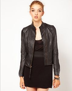 Improvd Shane Leather Jacket
