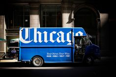 The Chicago Tribune by Jeff_B. on Flickr.