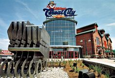 Kellogg's Cereal City USA museum in Battle Creek, Mich