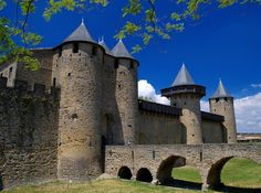 Chateau Comtal de la Cité de Carcassonne