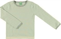 FUB sea green stripy top £29.99 http://www.prettyspecial.co.uk/FUB/Striped-Blouse-in-Sea-Green-and-Ecru-by-Fub