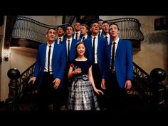 Beauty and the Beast A Cappella Medley   BYU Vocal Point ft. Lexi Walker - 4K - YouTube