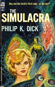 Celebrate Philip K. Dick's 85th Birthday With Mindbending Art From His Paperback…