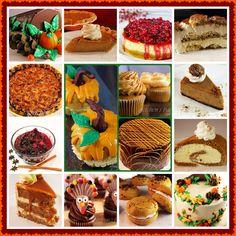 Thanksgiving Dessert Buffet!