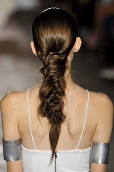 Hair at Kimberly Ovitz Spring 2013