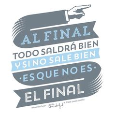 Grandes frases de la mano de Mr. Wonderful