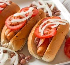 Bacon-Wrapped Mexican Hot Dogs