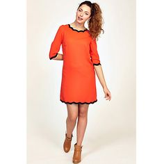 £30 Buy Sugarhill Boutique Mila Dress, Red/Black Online at johnlewis.com