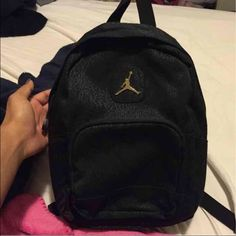 8c2c9351aaee59 Kids Jordan backpack Small backpack in great condition. My son only used it  for a