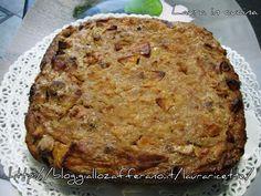 Torta di riso con gocce di cioccolata,ricetta emiliana