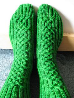 """I call these socks """"Viking Socks"""" - a change in name from """"Viking Girl"""" since my husband also wanted a pair ;-)"""