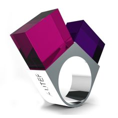 BALANCE RING 2 by EDGAR LOPEZ