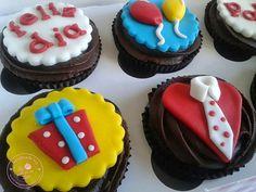 cupcakes para el dia del padre - Buscar con Google