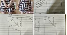 Pin by dina dias on vamos Aprender A Costurar | Pinterest