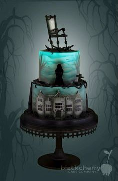 Ok, Psycho themed cake?