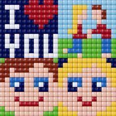 Love - Pixelhobby / Pixelgift