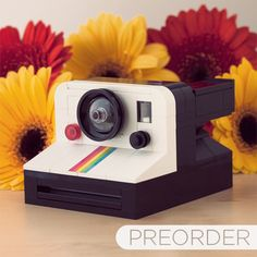 Say cheese with a LEGO Polaroid!