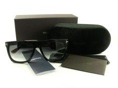Tom Ford Black/Havana Tf0513 05b Ft0513 Unisex Morgan Sunglasses - Tradesy Tom Ford Sunglasses, Prescription Lenses, Gradient Color, Havana, Toms, Unisex, Black, Black People