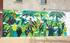 Detroit elevated in status to one of world's street art capitals, as astonishing mural festival Murals in the Market leaves its legacy...