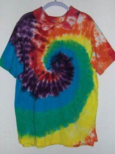 Details about Boys  Long Sleeve Tie Dye Shirt Size X Large (14 16 ... 427f3cc8c
