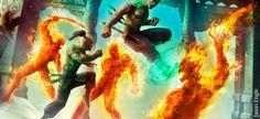 Elementales - Seres Mitológicos y Fantásticos