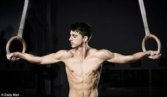 Hopeful: The English gymnast is one of Sportsmail's seven Road to Rio athletes