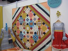 Wild & Free by Maureen Cracknell for Art Gallery Fabrics   Flickr - Photo Sharing!