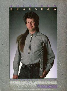 1989 Rocktron Promo Ad  Eddie Van Halen  Rock by MusicSellerz