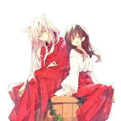 Inuyasha || anime couple
