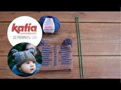 DIY Merino Sport: Baby Cap · Gorro · Bonnet