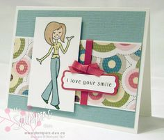 She's tote-ally cool! by whats_her_name - Cards and Paper Crafts at Splitcoaststampers