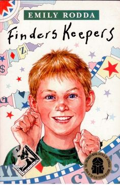 Finders Keepers by Emily Rodda - Paperback - S/Hand