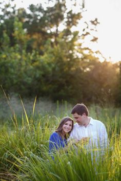 Romantic Houston Engagement Sesion See more here: http://www.cbaronphotography.com/