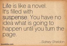 sidney sheldon | quote from Sidney Sheldon
