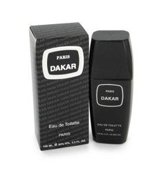 Dakar by Parfums Paris Dakar Eau De Toilette Spray 3.4 oz for Men by Parfums Paris Dakar. $8.29. EDT Spray. Ships same day.. 3.3 oz - Retail. International Shipping Available. Dakar by Parfums Paris Dakar Eau De Toilette Spray 3.4 oz for Men. Save 72%!