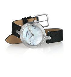 88720301b0 Catálogo de relojes Tissot para hombre y mujer: Reloj Tissot mujer Flamingo  con nácar ref