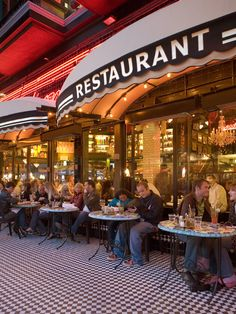 great people watching.  Calzone's, 430 Columbus Ave., San Francisco, 415.397.3600.