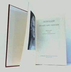 Dramen und Gedichte / Schiller ; herausgegeben von der Deutschen Schillergesellschaft - Stuttgart : E. Schreiber Graphische Kunstanstalten, 1959
