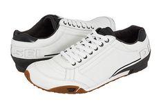 Diesel sneakers.