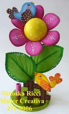 87 Mejores Imágenes De Flores En Foami Flores En Foami