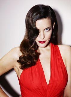Liv Tyler for Pantene - Simon Emmett - 2012