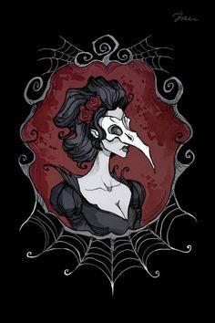 Masquerade by IrenHorrors on @DeviantArt