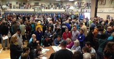 Shoreline Area News: Results of the Lake Forest Park Area Caucus